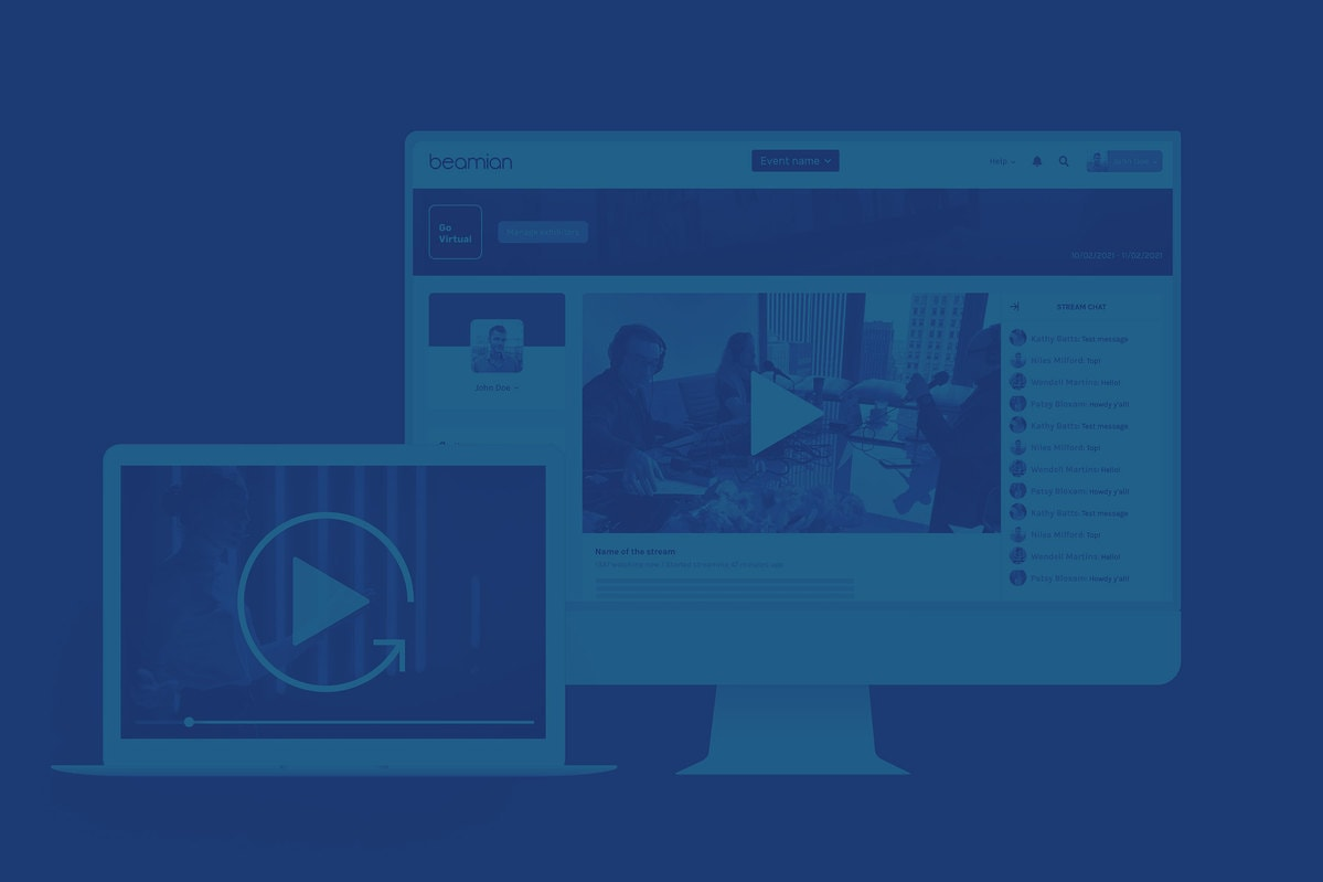 Herramientas de Vídeo para Eventos Virtuales: ¿Cómo Elegir?